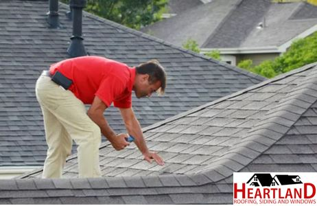 Heartland Roofing Siding and Windows Inspection